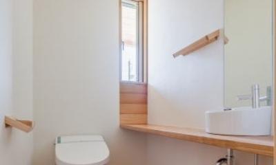 鴻巣の曲り家 (トイレ)