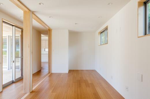 鴻巣の曲り家の部屋 子供室