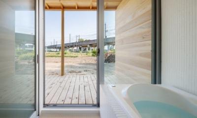 浴室|鴻巣の曲り家
