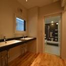中山秀樹建築デザイン事務所の住宅事例「新座リノベーション」