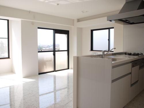 豊島園リフォームの部屋 キッチン