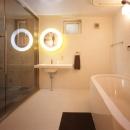 久保田英之建築研究所の住宅事例「Style~大松通の世界軸~」