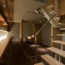 階段側から見る副室