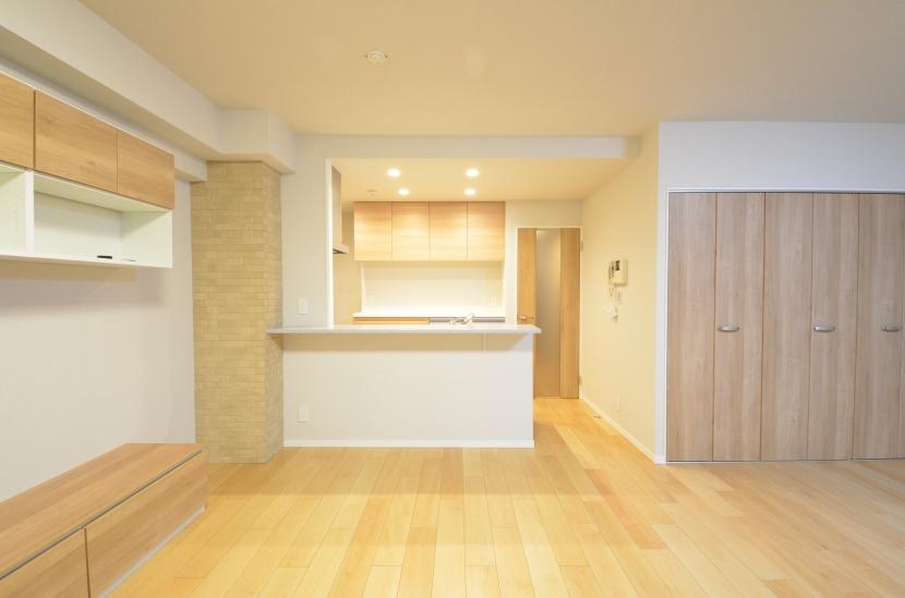 Style-J 001 不動前の部屋 リビングダイニングキッチン