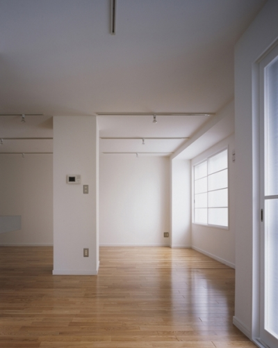 DAA 自由な部屋 (自由度の高いリビング)