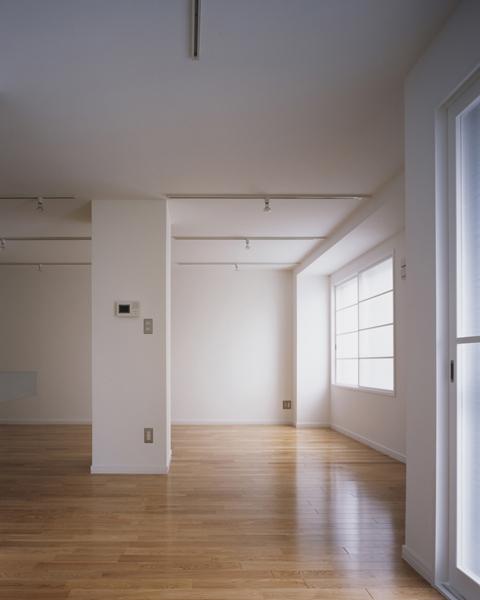 DAA 自由な部屋の部屋 自由度の高いリビング