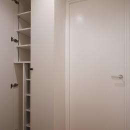 DAA 自由な部屋 (玄関収納)
