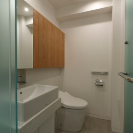 MBU 新しい田の字プラン (シンプルデザイントイレ)