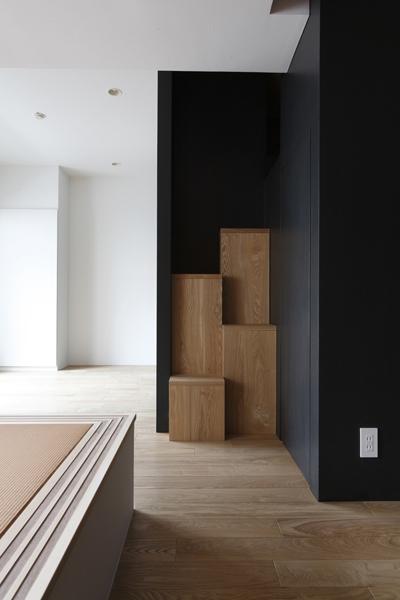 MBU 新しい田の字プランの部屋 多機能スペース