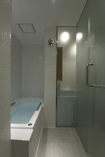 MBU 新しい田の字プランの部屋 バスルーム