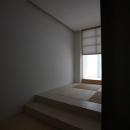 忍びの和室