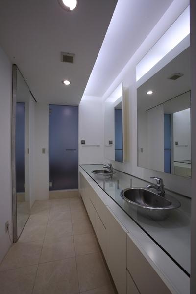 SKK オフを楽しむ家の部屋 洗面所
