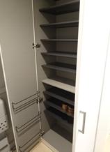 豊島区駒込の写真 大容量の玄関収納