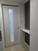豊島区駒込の部屋 小飾り棚