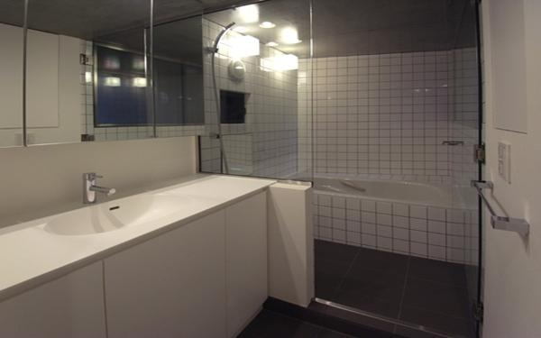 ナチュラルスプリットllの部屋 浴室