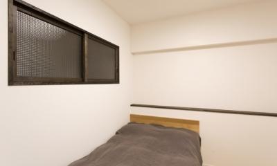 J邸・和モダンスタイル 光と風が通る心地よい住まい (ベッドルーム)