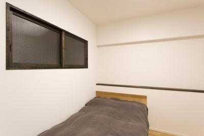 ベッドルーム (J邸・和モダンスタイル 光と風が通る心地よい住まい)