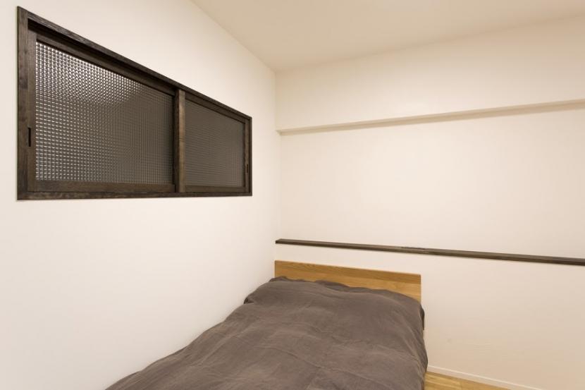J邸・和モダンスタイル 光と風が通る心地よい住まいの部屋 ベッドルーム