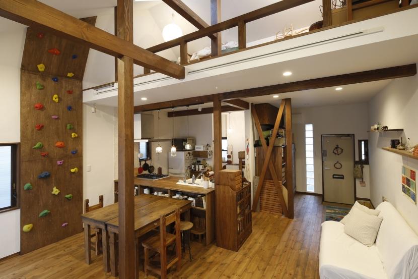 リノベーション・リフォーム会社:スタイル工房「S邸・DIYを楽しむ!」