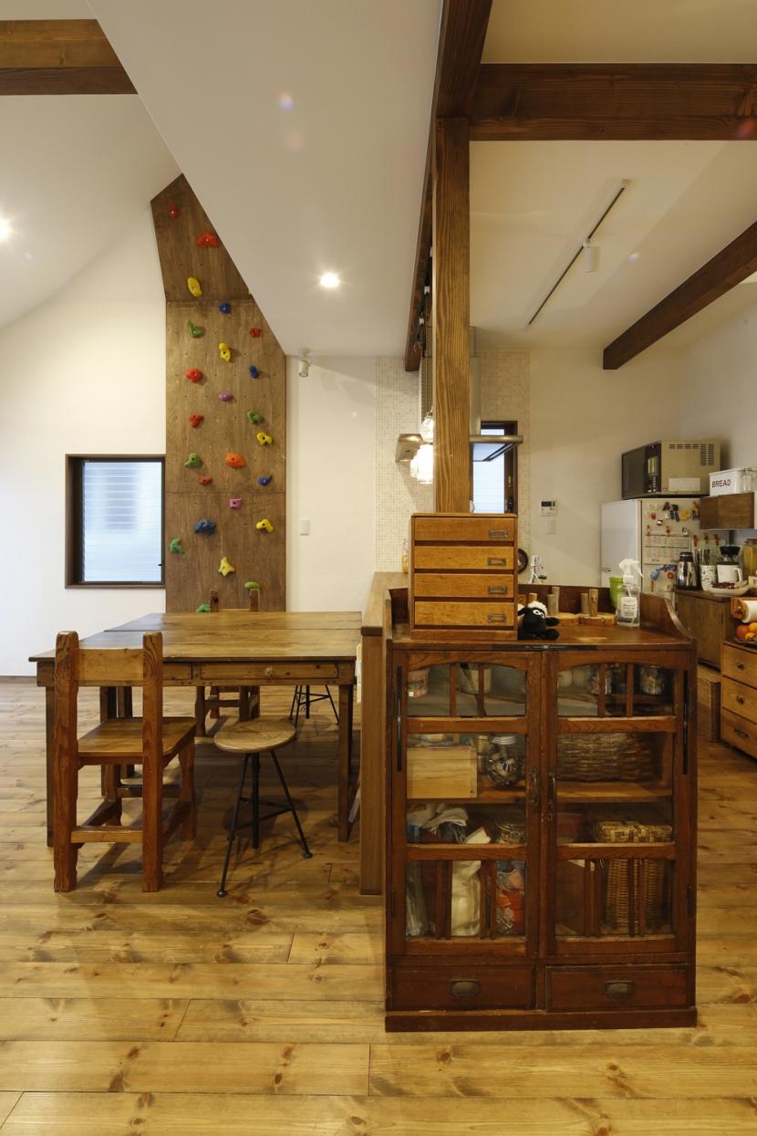 S邸・DIYを楽しむ!の部屋 ダイニングキッチン1