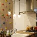 S邸・DIYを楽しむ!の写真 キッチン1