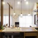 S邸・DIYを楽しむ!の写真 キッチン2