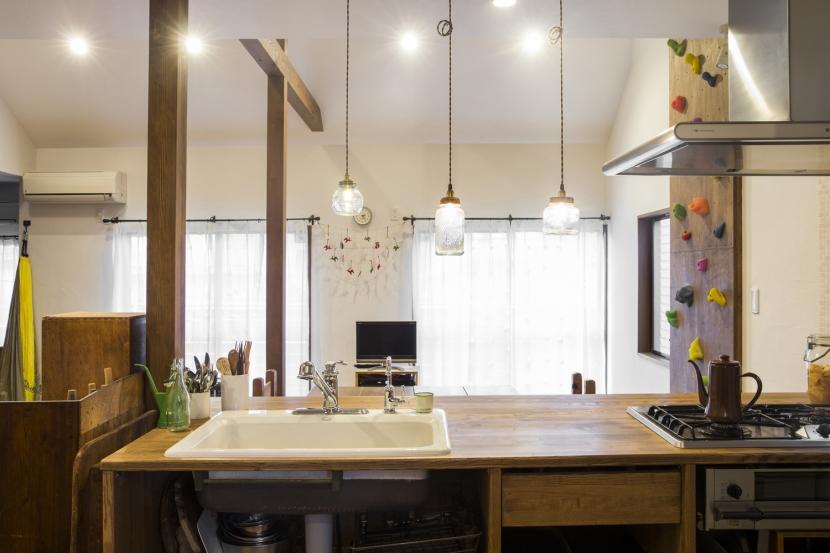 S邸・DIYを楽しむ! (キッチン2)