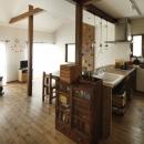 S邸・DIYを楽しむ!の写真 キッチン3