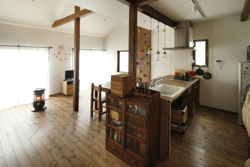 S邸・DIYを楽しむ! (キッチン3)