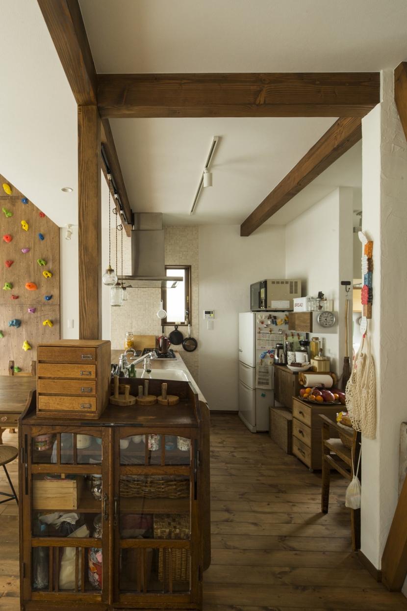 S邸・DIYを楽しむ!の部屋 キッチン4