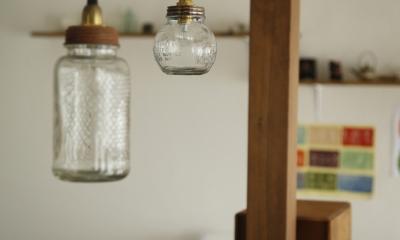 キッチンの照明|S邸・DIYを楽しむ!