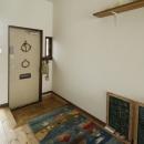 S邸・DIYを楽しむ!の写真 玄関