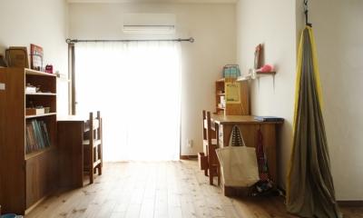 リビング-勉強スペース|S邸・DIYを楽しむ!