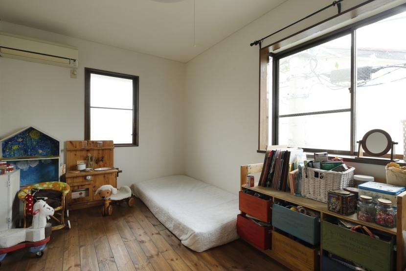 S邸・DIYを楽しむ!の部屋 洋室