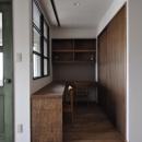 GLADDENの住宅事例「デザインドア」