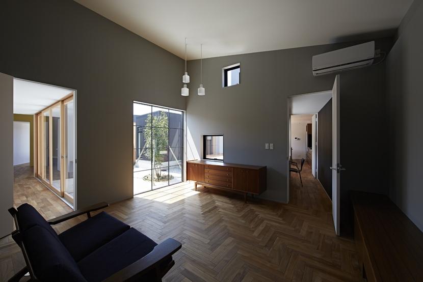 行橋の住宅の部屋 リビング