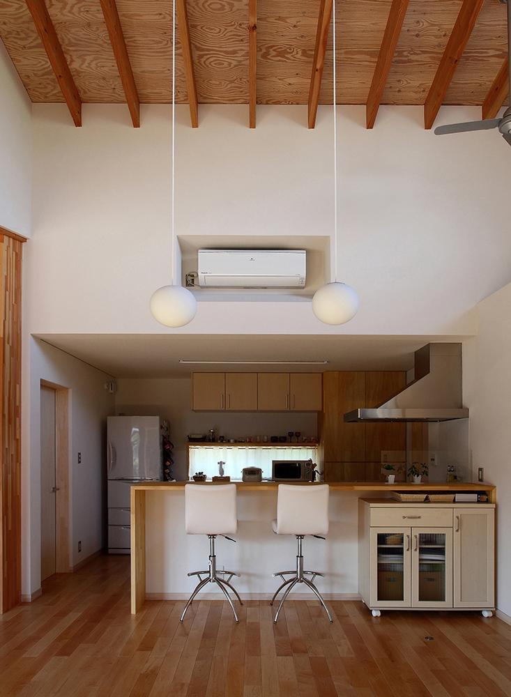 一色白山の家の写真 ダイニング・キッチン
