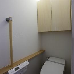 一色白山の家 (トイレ)