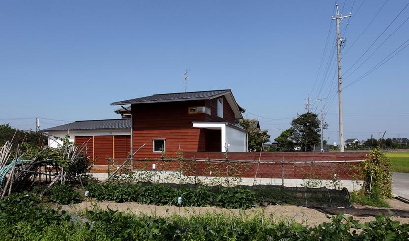 一色白山の家の写真 外観2