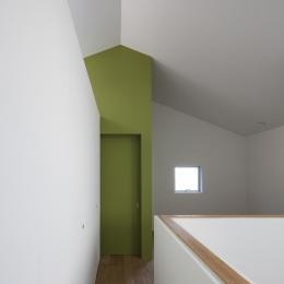 西古券の家 (寝室2)