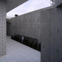 S/ta邸 (玄関 2)