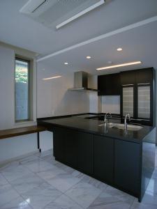 S/ta邸の部屋 キッチン