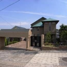 GZ邸 (外観 1)