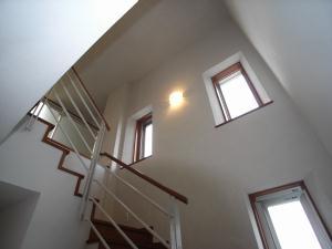 Ym邸の部屋 階段 1