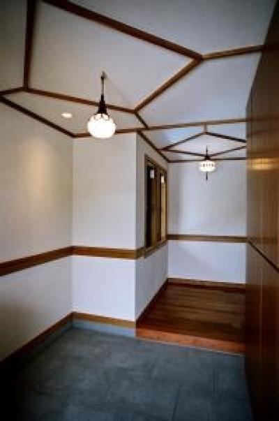 Kn邸 (玄関)