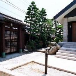 Kn邸 (中庭 1)