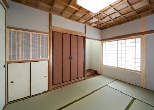 Kn邸の部屋 和室