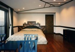 S邸の部屋 寝室