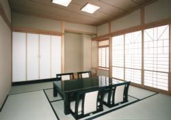 S邸の部屋 和室
