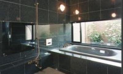 S邸 (浴室)